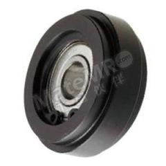 正盟 DLSCH系列C型无齿小型惰轮 DLSCH40-40 材质:标准钢 外径:40mm 直径:10mm  个