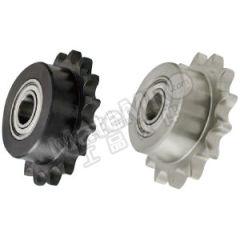 正盟 DLCBW系列B型惰轮 DLCBW60-12 材质:标准钢 直径:15mm 齿数:12 外径:83mm  个
