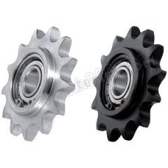 正盟 DLCBW系列双节距B型惰轮 DLCBW2060-19 材质:标准钢 齿数:19 直径:30mm 外径:126mm  个