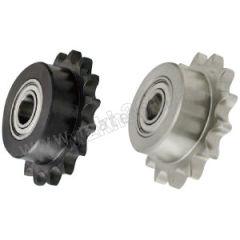 正盟 DLCBW系列B型惰轮 DLCBW35-10 材质:标准钢 外径:34mm 直径:10mm 齿数:10  个