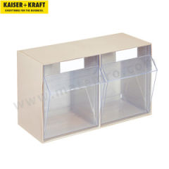 皇加力 防尘透明零件盒 258733  个