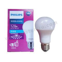飞利浦 LED球泡(恒亮型) 12W A60 E27 830 色温:3000K 光通量:1300lm  个