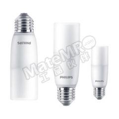 飞利浦 恒亮型LED小柱灯 5.5W E27 840 色温:4000K 光通量:600lm  个