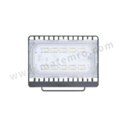 飞利浦 明晖LED投光灯 BVP176 LED190/NW 200W WB GREY CQC 防护等级:IP65 光源类型:LED 色温:4000K 功率:200W  套