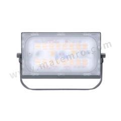 飞利浦 明晖LED投光灯 BVP174 LED95/CW 100W WB GREY CQC 防护等级:IP65 光源类型:LED 色温:5700K 功率:100W  套