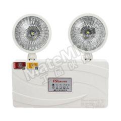 佛山照明 LED双头应急灯 F-ZFZD-E3W-228A2 功率:3W  个