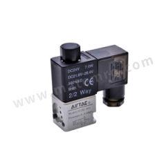 亚德客 3V2M系列电磁阀 3V2MNCC 接电方式:DIN插座式 电压:AC110V 接口:Rc1/8  个