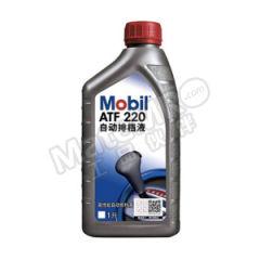 美孚 自动变速箱油 ATF220 40℃粘度:37mm²/s  箱