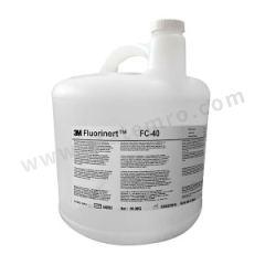 3M FLUORINERTFC-40氟化液 FLUORINERT FC-40 electronic liquid  桶