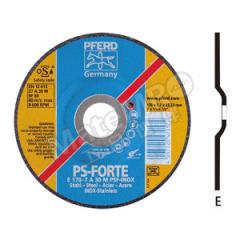 马圈 强力角磨片(适用于不锈钢) 4007220643273 最小起订量:10 厚度:6.3mm 孔径:16mm 最高转速:15300RPM  片