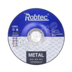 ROBTEC T27黑色双网金属角磨片 230×6×22 厚度:6mm 包装数量:30片/箱 最小起订量:100 孔径:22mm  片