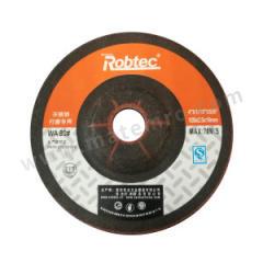 ROBTEC T42可弯曲砂轮角磨片 100×2.5×16-60# 厚度:2.5mm 最小起订量:5000 最高转速:13300RPM 孔径:16mm 包装数量:200片/箱  片