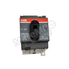 ABB OT系列隔离开关 OTDC16FT2 极数:2P 额定电流:16A  个