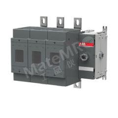 ABB OS系列隔离开关熔断器组 OS200DZ03P 极数:3P 额定电流:200A  个
