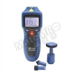 华盛昌 转速表 AT-8 非接触式量程:2~99,999RPM 计数范围:1~99,999 非接触式精度:±(0.05%+1个数字) 重量:0.16kg 分辨率:0.1 或1  个