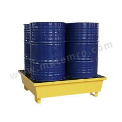 西斯贝尔 钢制盛漏托盘 SPM204 载重量:3500kg 储槽容量:92gal/350L  个