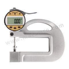 三和计量 数显百分连续测厚规 5334-10 分度值:0.01mm 高度:100mm 精度:±0.03mm  只