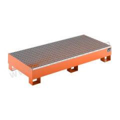 众御 钢制盛漏托盘 201102 储槽容量:三桶  台