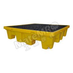 众御 PE盛漏托盘 201254 载重量:2772kg/m2 储槽容量:64gal/240L  台