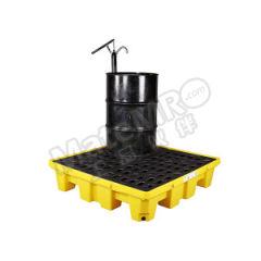 西斯贝尔 聚乙烯盛漏托盘 SPP104 载重量:3000kg 储槽容量:68gal/260L  个