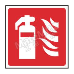 安赛瑞 消防安全标识(灭火器) 20336 材质:不干胶  张