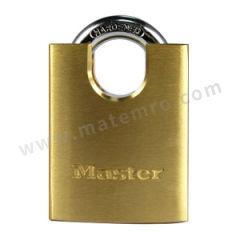 玛斯特锁 包钩黄铜挂锁 2240MCND  把
