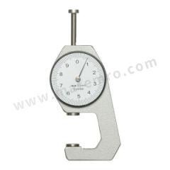 广陆 厚度表(机械卡表) 325-102 是否可数据输出:否 分辨率:0.1mm 测量范围:0~20mm  只