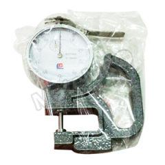 广陆 机械百分测厚表(小S) 326-120 是否可数据输出:否 测量范围:0~10mm  只