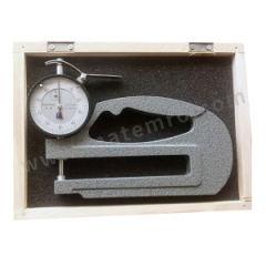 广陆 机械百分测厚表(大S) 326-121 是否可数据输出:否 测量范围:0~10mm  只