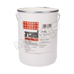 舍弗勒 润滑剂 ARCANOL MULTI 3 锥入度:220~250(0.1mm) 稠度级别:3 工作温度:-30~+140℃  罐
