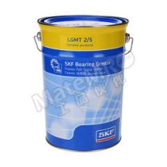 斯凯孚 润滑剂 LGMT 2/5 稠度级别:2 工作温度:-30~+120℃ 颜色:红棕色 锥入度:265–295(0.1mm)  桶