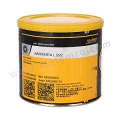 克鲁勃 润滑剂 BARRIERTA L 55/2 稠度级别:2 颜色:白色 锥入度:265-295(0.1mm) 工作温度:-30~+260℃  桶