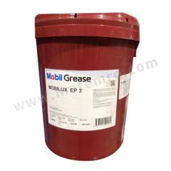 美孚 润滑脂 EP3 锥入度:235(0.1mm)  桶