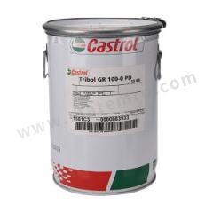 嘉实多 润滑脂 TRIBOL GR 100-0 PD 稠度级别:0 工作温度:-40~+140℃ 锥入度:400~430(0.1mm)  桶