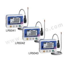 日置 小型数据记录仪 LR5043 标配模块数:/  台