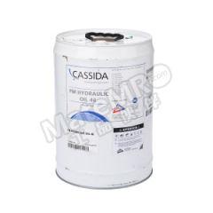 福斯 矿物型食品级液压油 FM-HYDRAULIC-46 NSF等级分类:H1 倾点:-9.5℃  桶