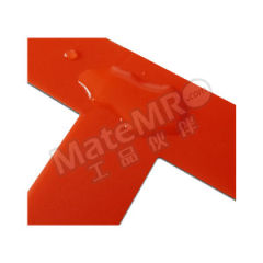 安赛瑞 桌面5S管理定位贴(T型) 28073 材质:磨砂PVC  包