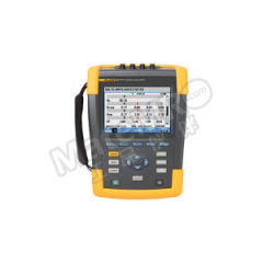 福禄克 三相电能质量分析仪 FLUKE-434-II 不平衡:有 闪变Plt、Pst、Pst(1min)Pinst:有 电流峰值因数:1 至 10CF 真有效值电流(交流+直流):0~6000A 电能:有 功率:有 Hz:有 功率因数:有 相角:有 谐波:有  台