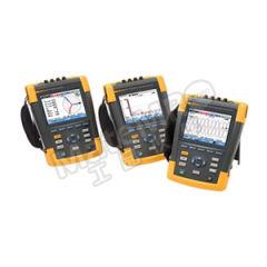 福禄克 手持式三相电能质量分析仪 FLUKE-435-II 不平衡:有 闪变Plt、Pst、Pst(1min)Pinst:有 电能:有 功率:有 Hz:有 功率因数:有 相角:有 真有效值电流(交流+直流):6000A 谐波:有 电流峰值因数:10CF  台
