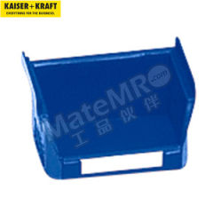 皇加力 前开口零件盒 269239 颜色:蓝色  包