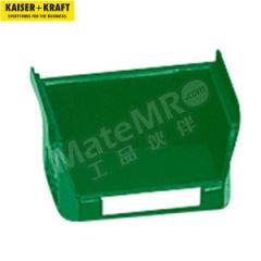 皇加力 前开口零件盒 269271 颜色:绿色  包