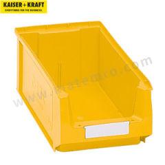 皇加力 前开口零件盒 269530 颜色:黄色  包