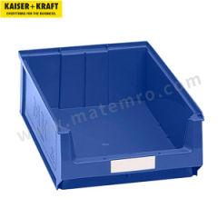 皇加力 前开口零件盒 269697 颜色:蓝色  包