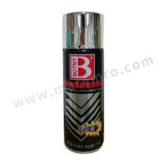 保赐利 镀铬自动喷漆 B-1168  罐