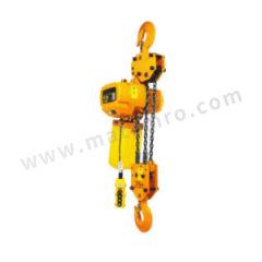 沪工 固定式环链电动葫芦 HSY7.5-03S(9M)-G 起升高度:9m  台