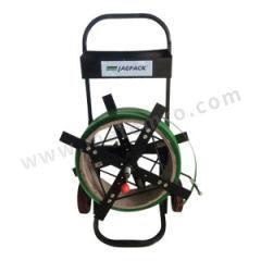 JAGPACK 带盘车 JP406A 打包带最大外径:610mm 适用带芯直径:400mm  台
