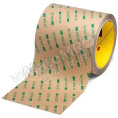 3M PET双面胶带 9495LE 长期耐高温:93℃ 长度:55m 厚度:0.17mm 短期耐高温:149℃ 宽度:1372mm  支