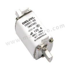 德力西 CDRS1系列半导体设备保护用熔断器 CDRS1-00C(NGT00C) 400V 25A 额定电压:AC400V  个