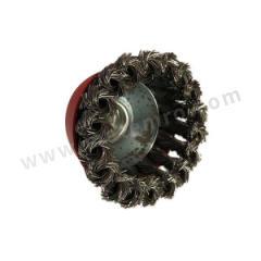 永康 碗形曲丝钢丝刷(不锈钢丝) M14 钢丝材质:不锈钢 最大转速:12000RPM 连接方式:内螺纹M14  只