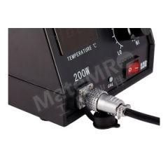 黄花 数码显示无铅焊接焊台 KS-WP200 温度稳定度:±2℃ 功率:200W 温度范围:200~450℃  台